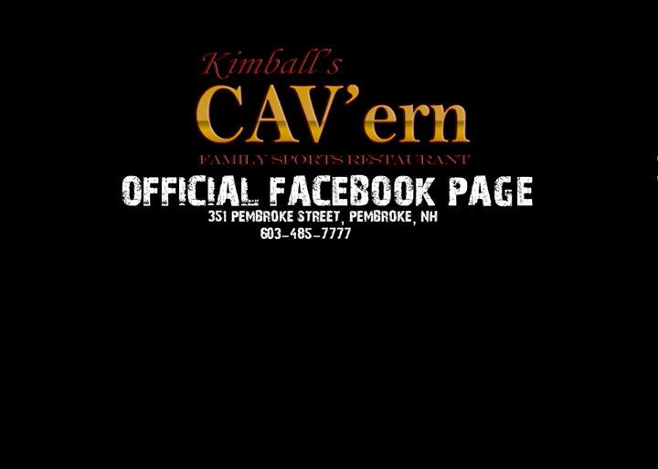 Kimball's Cav'ern cover