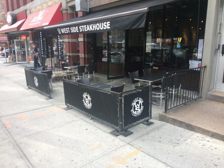 West Side Steakhouse | New York City cover