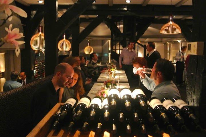Restaurant Molen de Jonge Dikkert cover