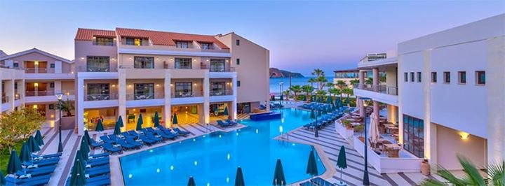 Porto Platanias Beach Resort & Spa cover