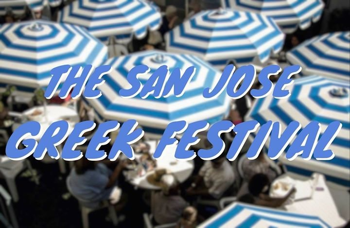 San Jose Greek Festival cover