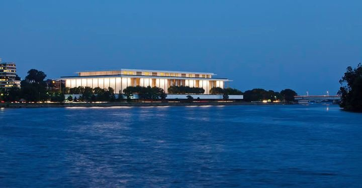 The John F. Kennedy Center for the Performing Arts cover