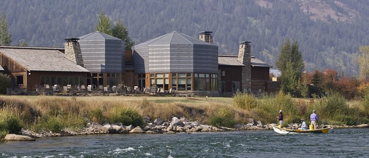 South Fork Lodge & Outfitters cover