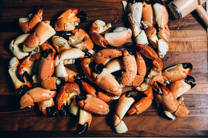 Joe's Seafood, Prime Steak & Stone Crab Vegas cover