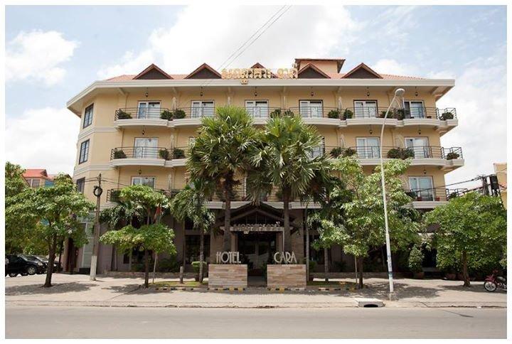 Hotel Cara cover