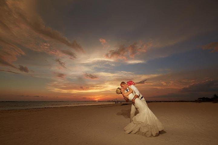 Weddings at Pink Shell Beach Resort cover