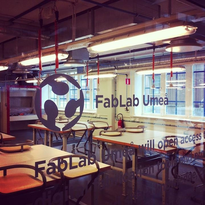 FabLab Umeå University cover