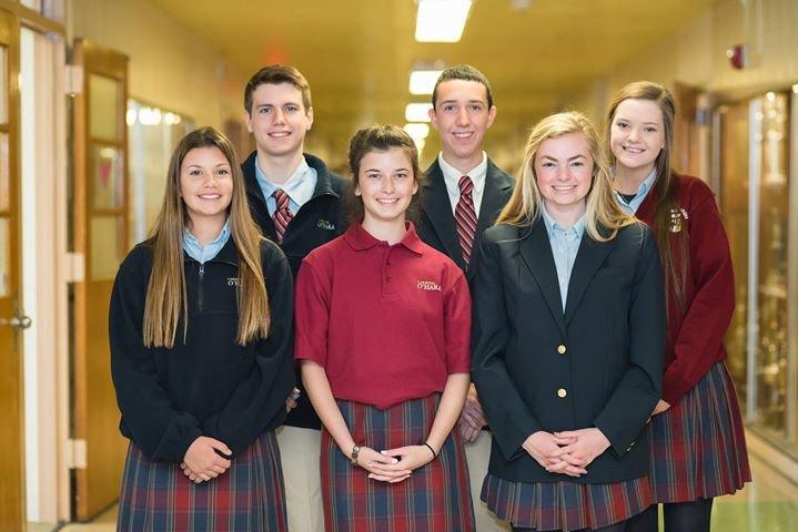 Cardinal O'Hara High School cover