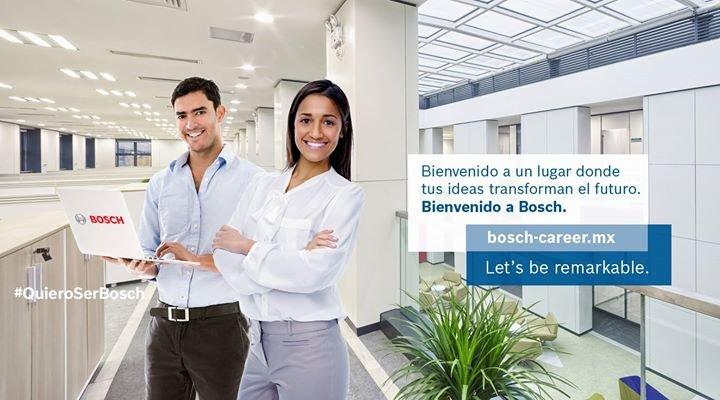 Bosch Campus México cover