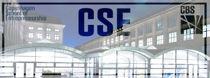 Copenhagen School of Entrepreneurship cover