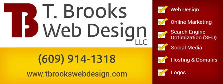 T. Brooks Web Design, LLC cover