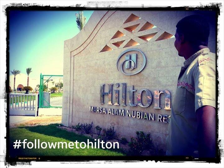 Hilton Marsa Alam Nubian Resort cover