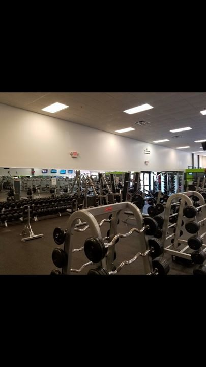 Fitness 1440- Plantation, Florida cover