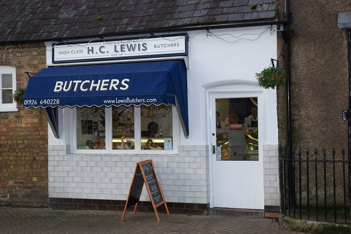 H.C. Lewis Butchers cover