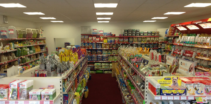 Malvern Pet Supplies Ltd cover