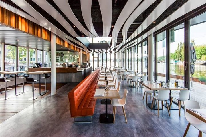 Cafe Restaurant Riva cover
