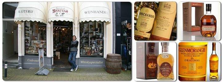 Slijterij Bartels Zwolse Whisky specialist cover