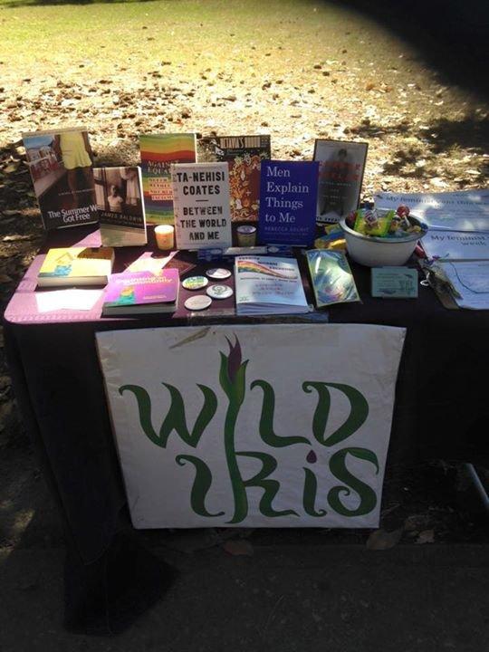 Wild Iris Books cover