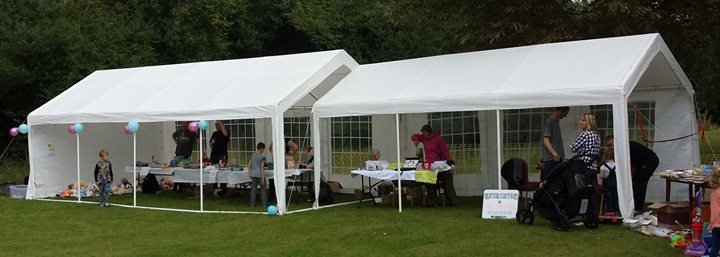 Marquee hire newmarket cover