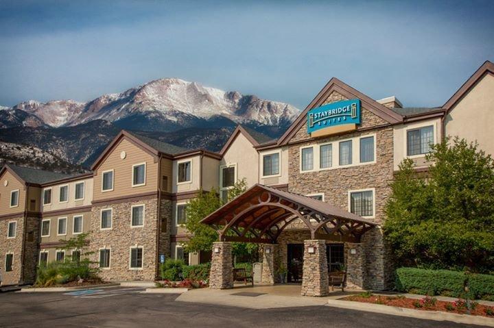 Staybridge Suites Colorado Springs North cover