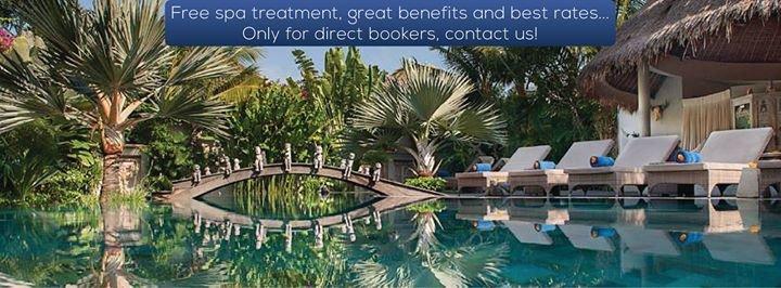 Blue Karma Resort Bali cover