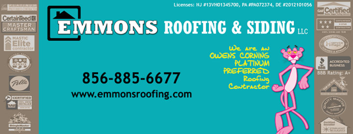 Emmons Roofing & Siding LLC cover
