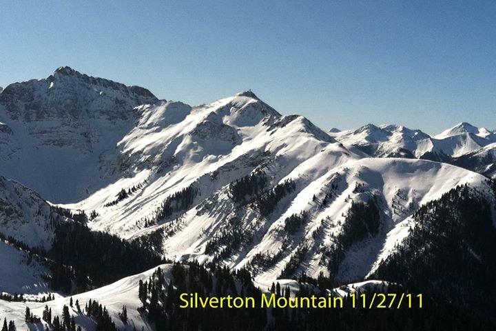 Silverton Mountain cover
