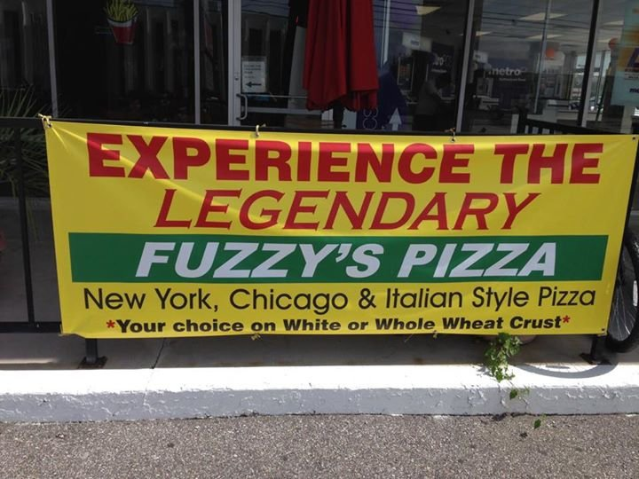 Fuzzy's Pizza & Italian Cafe on Westheimer cover