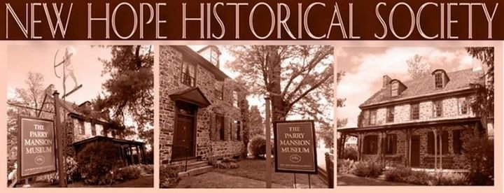 New Hope Historical Society cover