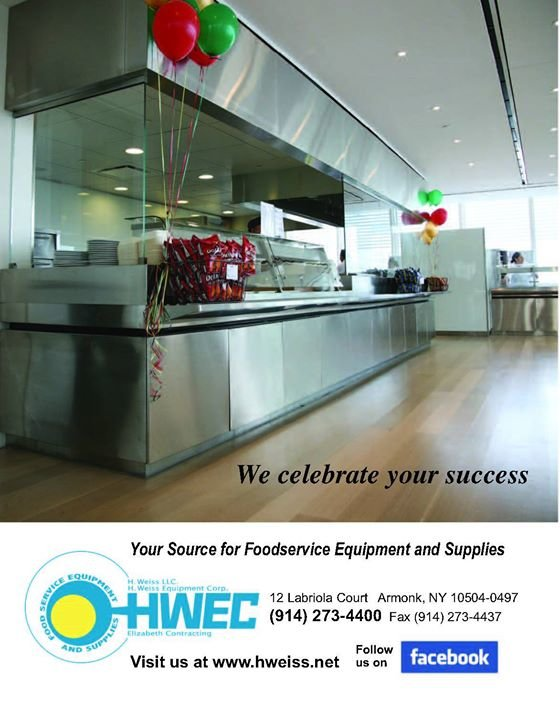 H. Weiss Div. of BHS Foodservice Solutions, Restaurant Equipment & Supplies cover