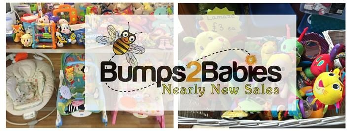 Bumps2Babies Nearly New Sales cover