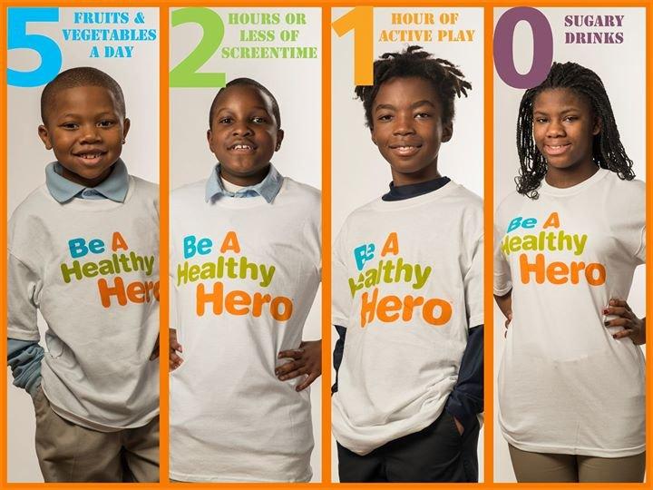 Healthy Hero cover