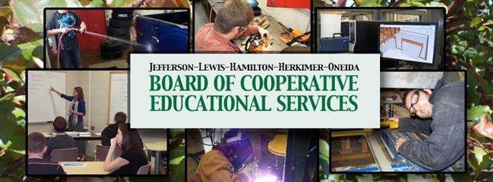 Jefferson/Lewis/Hamilton/Herkimer/Oneida BOCES cover