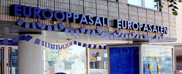 Eurooppasali – Europasalen cover