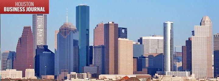 Houston Business Journal cover