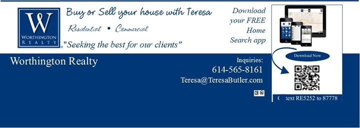 Teresa Butler's Central Ohio Real Estate News cover
