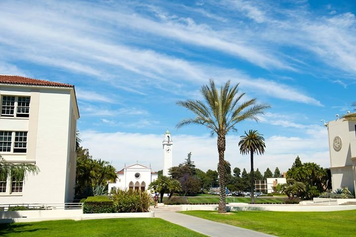 Loyola Marymount University cover