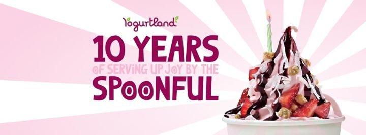 Yogurtland cover
