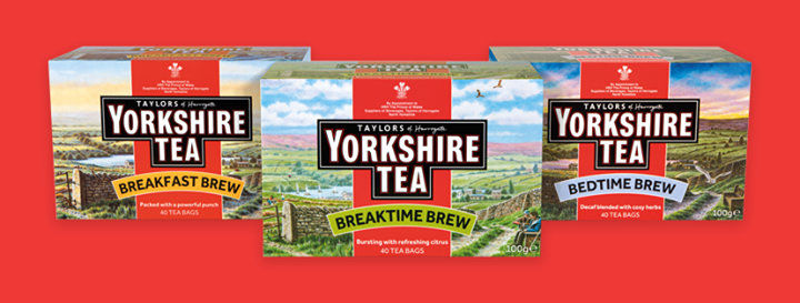 Yorkshire Tea cover