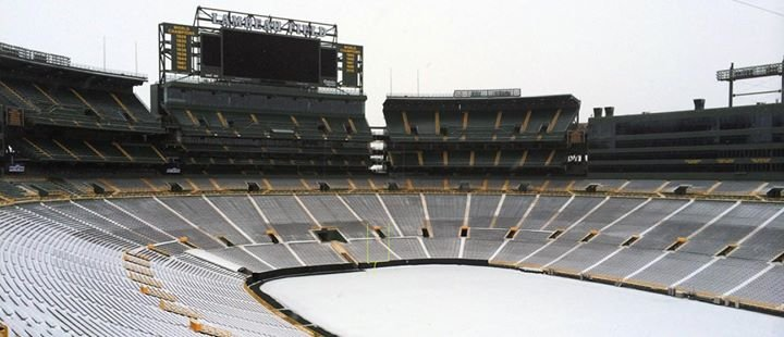Lambeau Field cover