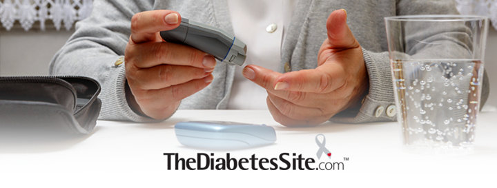 The Diabetes Awareness Ribbon cover