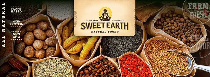 Sweet Earth Foods cover