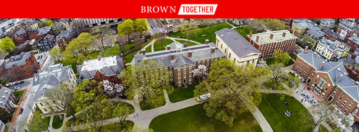 Brown Alumni Association cover