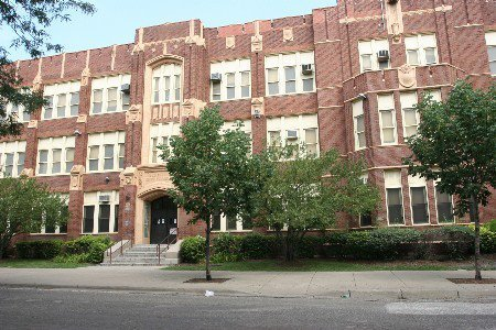 Theodore Roosevelt High School cover