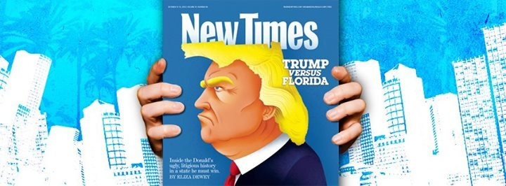 New Times Broward Palm Beach cover
