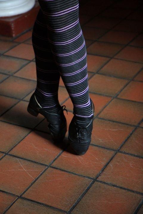 Irish dance studio Ceili Rue cover