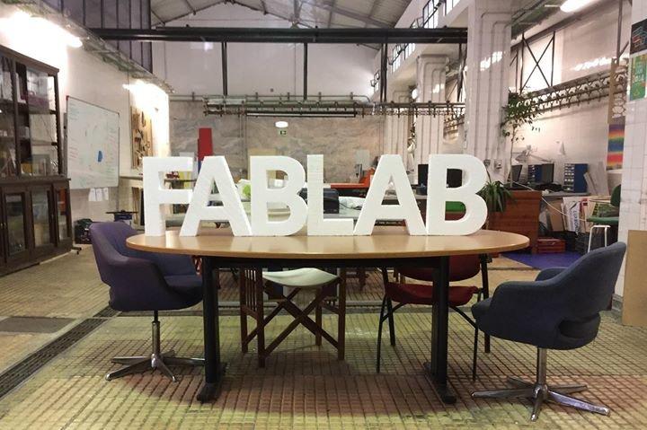 Fablab Lisboa cover