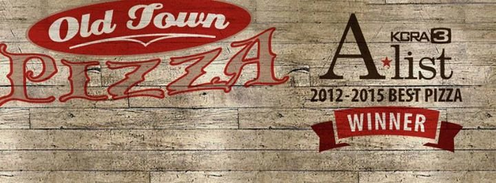 Old Town Pizza Lincoln cover