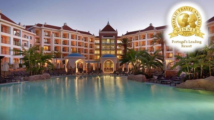 Hilton Vilamoura As Cascatas Golf Resort & Spa cover
