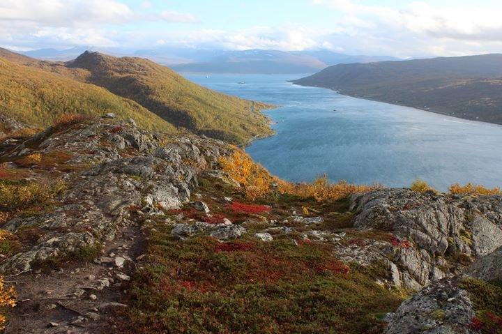 Forum for natur og friluftsliv Troms cover